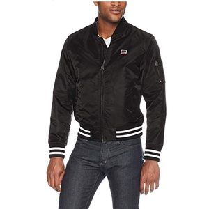 Men's Levi | Retro Varsity Bomber Jacket |